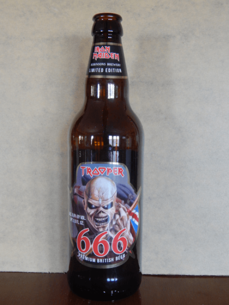 Iron Maiden 666 Beer