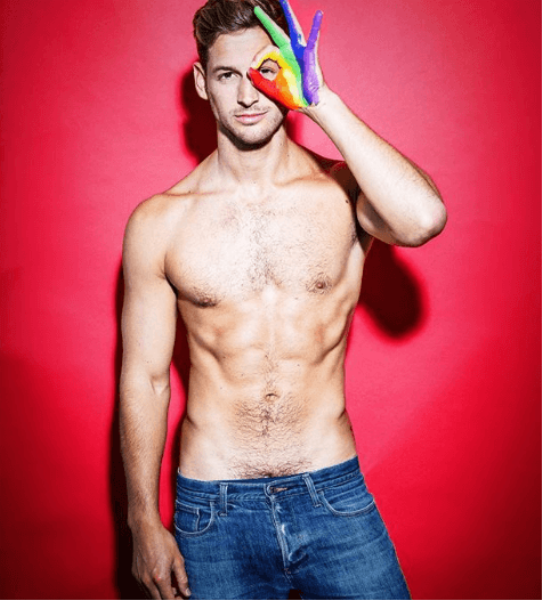 Actor Max Emerson
