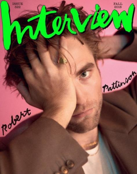 Actor Robert Pattison