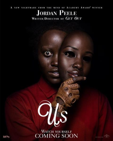 "Jordan Peele's new movie ""Us"""