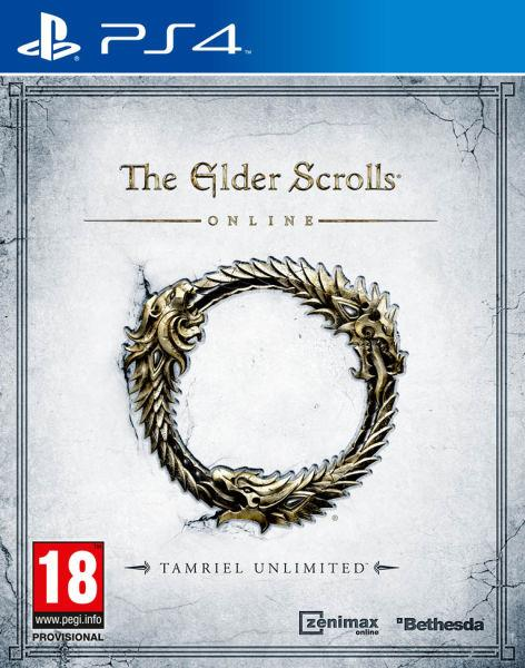 Elder Scrolls Video Game