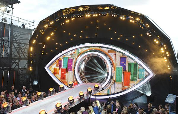 Entry to Big Brother Britain 2013 house