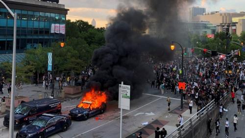 The Covid19 Riots and Race Connection - The Elite Have Pushed The Button