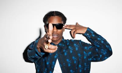 Poster Boy Rapper A$ap Rocky Poster Boy
